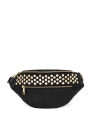 Depeche   Leather fanny pack Rosanna   black    Picture 2