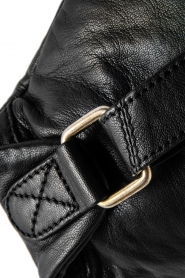 Depeche | Leather fanny pack Rosanna | black  | Picture 6