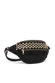 Depeche | Leather fanny pack Rosanna | black  | Picture 3