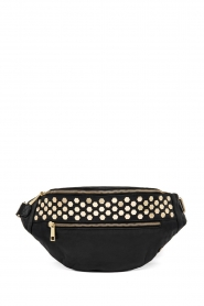 Depeche | Leather fanny pack Rosanna | black  | Picture 1