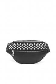 Depeche | Leather fanny pack Rosanna | black  | Picture 2