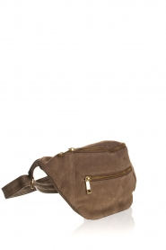Depeche | Suede shoulder bag Noor | natural  | Picture 3