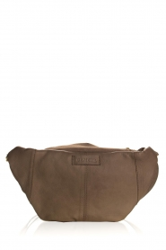 Depeche | Suede shoulder bag Noor | natural  | Picture 4