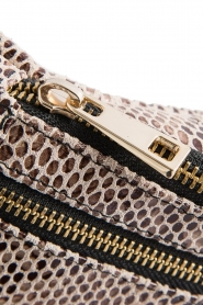Depeche |  Leather fanny pack Rikki | animal print  | Picture 6