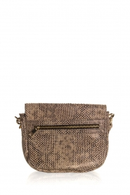 Depeche | Leather shoulder bag with snake print Chloe | multi  | Picture 5