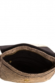 Depeche | Leather shoulder bag with snake print Chloe | multi  | Picture 6
