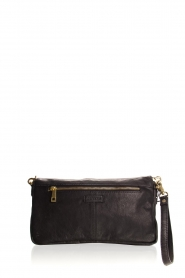 Depeche |  Schoulderbag with gold details Katherine | black  | Picture 4
