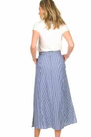 Set | Skirt with stripes Lola | blue   | Picture 5