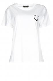 Set | T-shirt Femke | white   | Picture 1