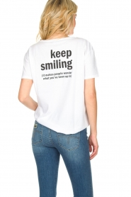 Set | T-shirt Femke | white   | Picture 5