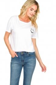 Set | T-shirt Femke | white   | Picture 2