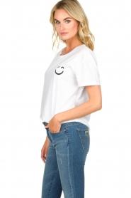 Set | T-shirt Femke | white   | Picture 4