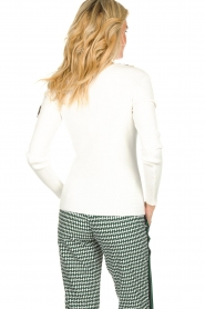 Par 69 | Long-sleeve top Belle | white  | Picture 5