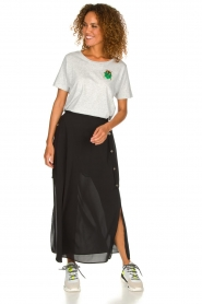 Silvian Heach | Skirt Hamala | black  | Picture 3