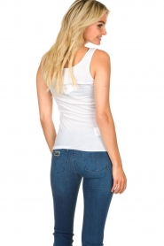 Hanro | Seamless top Ruby | white  | Picture 4