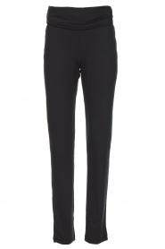 Hanro |  Sweatpants Yoga | black  | Picture 1