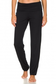 Hanro |  Sweatpants Yoga | black  | Picture 2