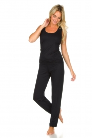 Hanro |  Sweatpants Yoga | black  | Picture 3