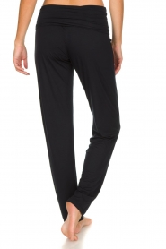 Hanro |  Sweatpants Yoga | black  | Picture 5