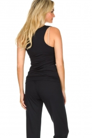 Hanro |  Tank top Yoga | black  | Picture 5