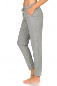 Hanro    Sweatpants Balance   grey    Picture 4