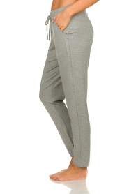 Hanro |  Sweatpants Balance | grey  | Picture 4