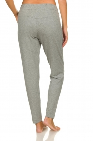 Hanro |  Sweatpants Balance | grey  | Picture 5