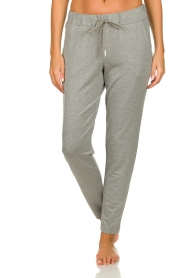 Hanro |  Sweatpants Balance | grey  | Picture 2