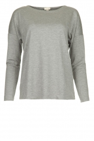 Hanro | Basic top Balance | grey  | Picture 1