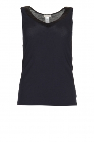 Hanro |  Modal tank top Annik | blue  | Picture 1