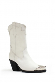 Catarina Martins |  Western boot Roow | white  | Picture 3