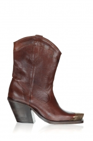 Catarina Martins |  Western boots Roow | brown