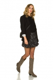 Catarina Martins |  Suede western boots Aba | grey  | Picture 2