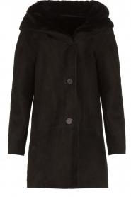 STUDIO AR BY ARMA | Lammy coat Babina | black  | Picture 1