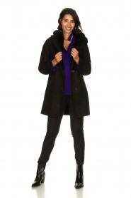 STUDIO AR BY ARMA | Lammy coat Babina | black  | Picture 3