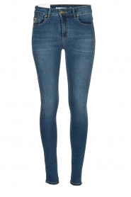 Lois Jeans |  Skinny jeans Corboda | blue  | Picture 1
