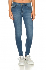 Lois Jeans |  Skinny jeans Corboda | blue  | Picture 2
