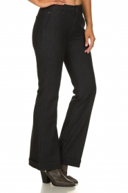 Lois Jeans |  L32 Trousers Silvia | black  | Picture 4