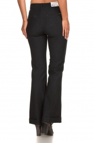 Lois Jeans |  L32 Trousers Silvia | black  | Picture 5