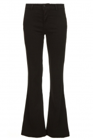 Lois Jeans |  Stretchy trousers Beruska L34 | black  | Picture 1