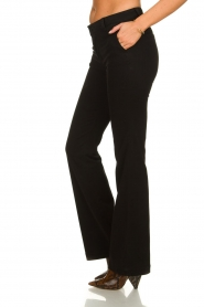 Lois Jeans |  Stretchy trousers Beruska L34 | black  | Picture 3