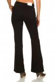 Lois Jeans |  Stretchy trousers Beruska L34 | black  | Picture 4