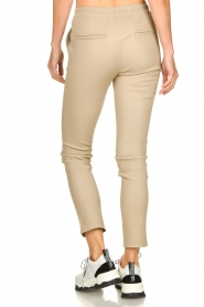 Arma |  Leather pants Chatou | natural  | Picture 5