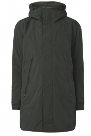 Krakatau |  Lined parka Urban chic | green  | Picture 1
