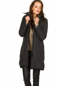 Krakatau |  Lined parka Urban chic | grey  | Picture 4