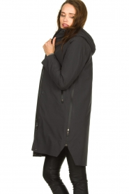 Krakatau |  Lined parka Urban chic | grey  | Picture 5