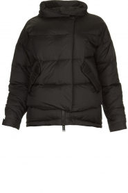 Krakatau |  Coat Micha | black  | Picture 1