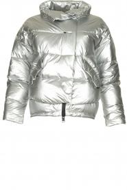 Krakatau |  Down jacket Micha | metallic  | Picture 1