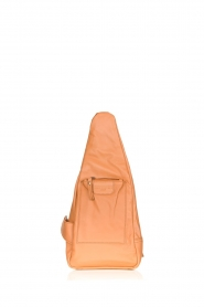Est-Seven |  Leather shoulder bag Mirella | camel  | Picture 4