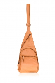 Est-Seven |  Leather shoulder bag Mirella | camel  | Picture 1